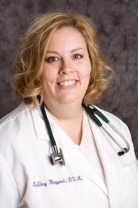 Dr. LaShay Haggard , DVM